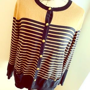 Land's End Sweater Set
